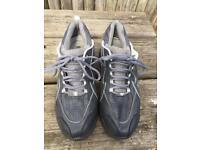 Hensilite bowls shoes