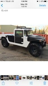 1996 H1 hummer pickup truck! Real deal ! Go anywhere!