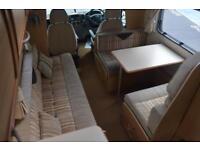 2007 BESSACARR E435 35 MULTIJET FIAT DUCATO 2.2 DIESEL MANUAL 4/5 BERTH MOTOR CA