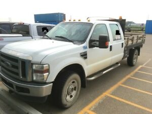 2008 Ford F-350 Super Duty Flat Deck