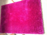 Dunelm Indulgence Pink Rug