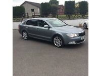Skoda superb 4x4 2.0 tdi