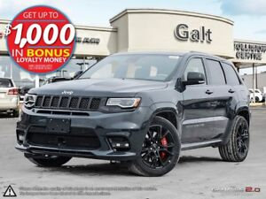 2017 Jeep Grand Cherokee SRT | LEATHER | PANORAMIC SUNROOF |