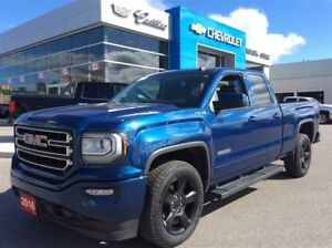 2016 GMC Sierra 1500 | V8 | 4x4 | Black Wheels | Rear Cam