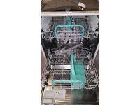Used Zanussi dishwasher for sale