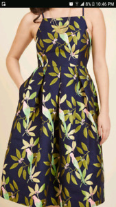 Brand New Modcloth Dress! Size 2x