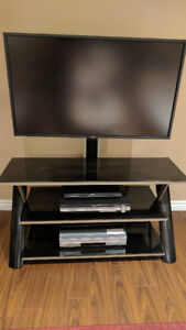 MOVING SALE! TV + Stand (reduced price)