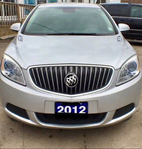 2012 BUICK VERANO ...Immaculate  condition Safetied