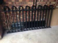 Iron Railings and Posts