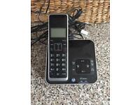 BT xenon cordless home phone w/answering machine