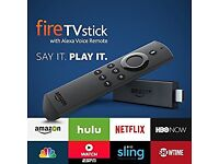 * BRAND NEW * AMAZON ALEXA VOICE FIRESTICK 2017 LATEST