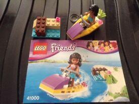 Lego Friends 41000 - Water Scooter Fun - £3