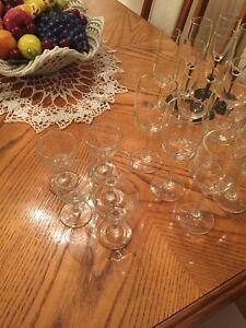 WATER/WINE GOBLETS