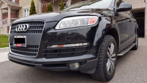 """2008 Audi Q7 3.6L 20"""" Rims and Running Boards E-Tested and Cert."""