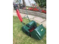 Atco Windsor 14S cylinder mower
