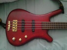 Warwick Corvette proline Bass Guitar