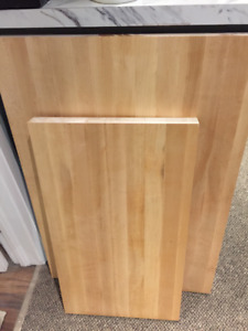 Solid Maple Slap - Great for cutting boards