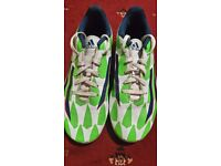 Uk 3 addidas football boots