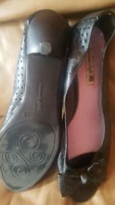 American Eagle slip on dress shoes size 11w