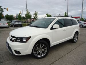 2014 Dodge Journey R/T / AWD / NAV / LEATHER / 7 SEATER