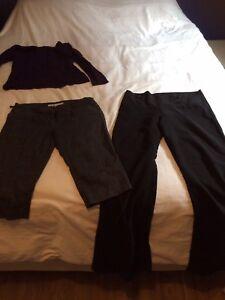 Lot vêtement pour femme 75$