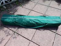 Navy Blue 3m sq Gazebo Frame in bag