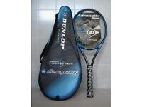 Dunlop Adrenalin Rage Graphite Tennis Racket New & unused