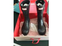 Hunter boots new size 10
