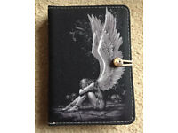"7 inch Case Cover Book For 'Tablet - 7"" Black Angel Case"