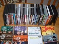 Collection of 44 dvds 12 sets & 32 single
