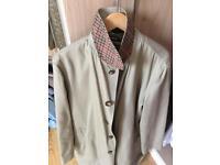 """Ralph Lauren Raincoat/Overcoat size L 48"""" Chest"""