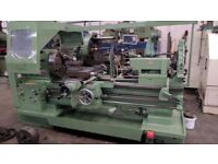 DEAN SMITH & GRACE TYPE 2415 x 50 GAP BED CENTRE LATHE