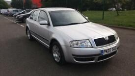 2007 Skoda Superb 2.0 TDI PD Comfort 4dr