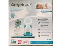 Angelcare movement and sound monitor. AC 401