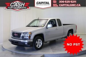 2010 GMC Canyon SLE with 1SD Extended Cab *Box Liner*