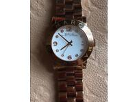 Marc Jacobs Mini Rose Gold Watch