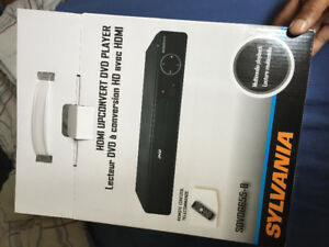 Sylvania DVD Player