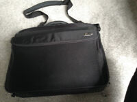 Targus Computer Case - Black - Hardly Used
