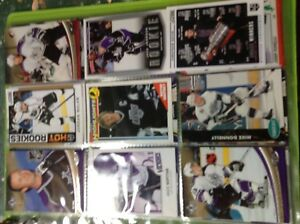 Los Angeles Kings Hockey cards