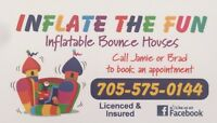 INFLATE THE FUN ! Bounce house rentals