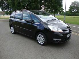 Citroen Grand C4 Picasso 1.6HDi 16v EGS Exclusive Auto, 7 Seats, 2008, 69k FSH