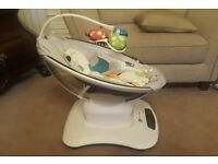 4Moms MamaRoo bouncer rocker with bluetooth