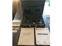 Mission Impossible ULTRA RARE Briefcase & Press Dossier
