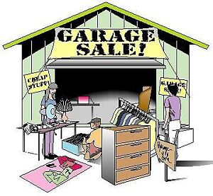 Large Garage Sale, Tools, Electrical Wires, Electronics, Furnitu
