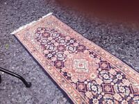 Neat runner rug ideal for a hall