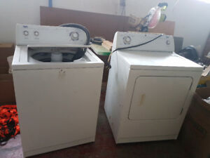 Inglis Washer/dyer set