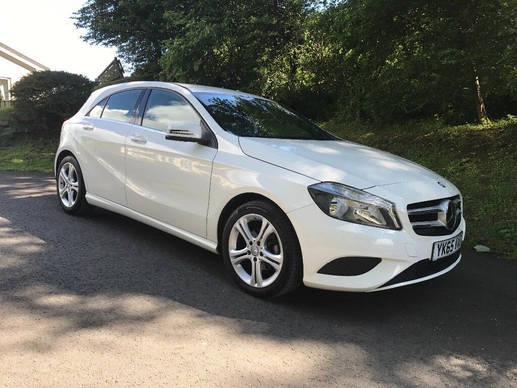 2015 '65' Mercedes A180 CDI SPORT MANUAL one owner full Mercedes Service  History