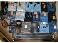 Men's Clothes / Accessories - Belts Jeans Bag etc.