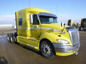 2008 INTERNATIONAL PROSTAR HIWAY TRACTOR – UP FOR AUCTION