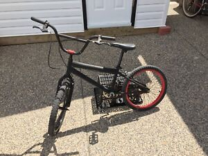 Youth BMX in good mechanical condition
